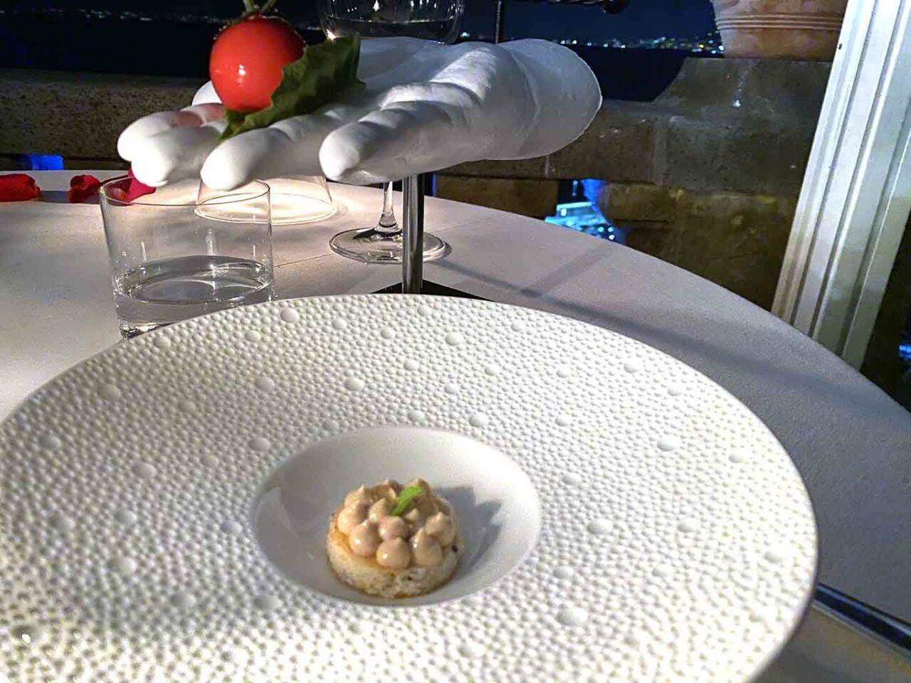 Terrazza Bosquet ristorante Sorrento predessert