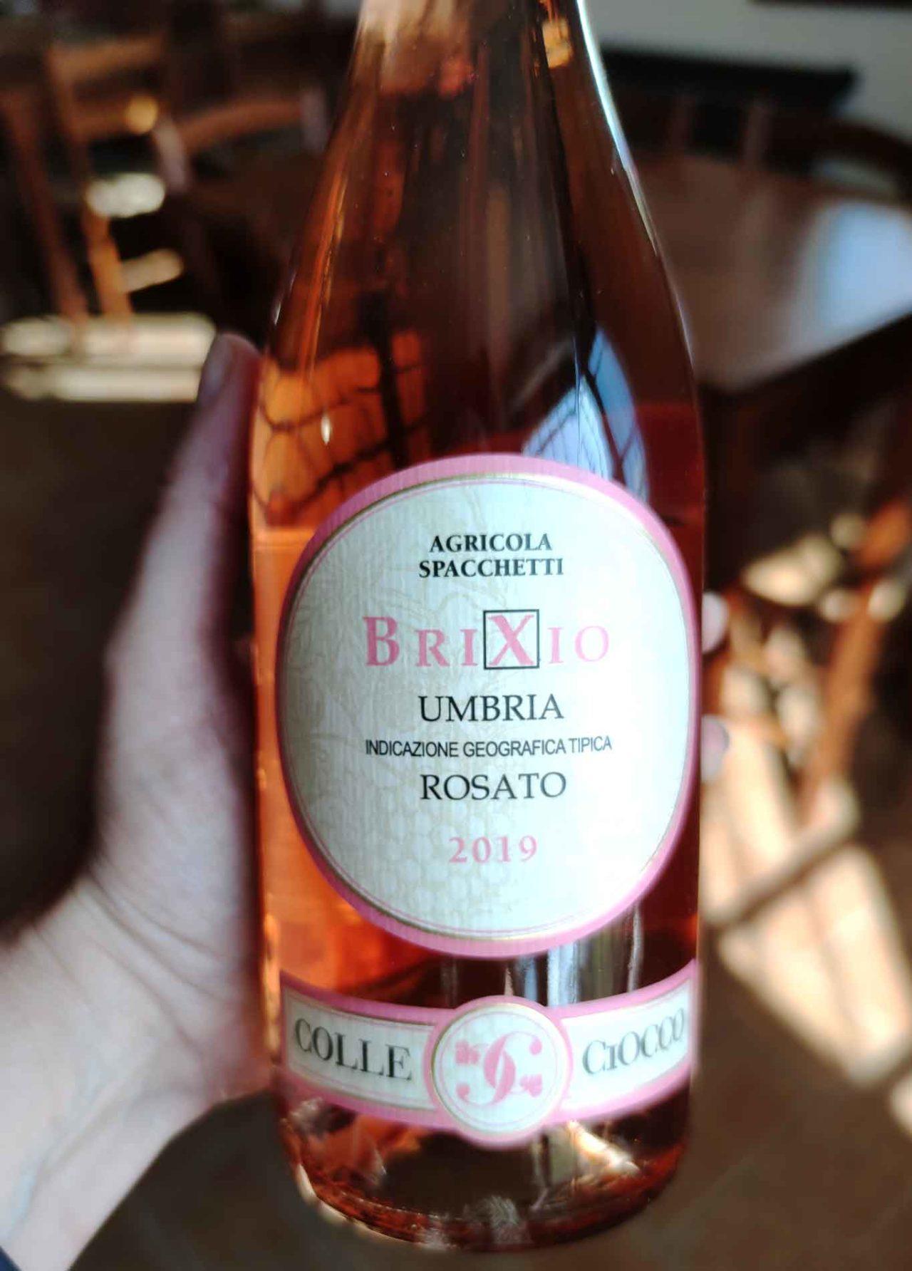 Rosé  Brixio Colle Ciocco