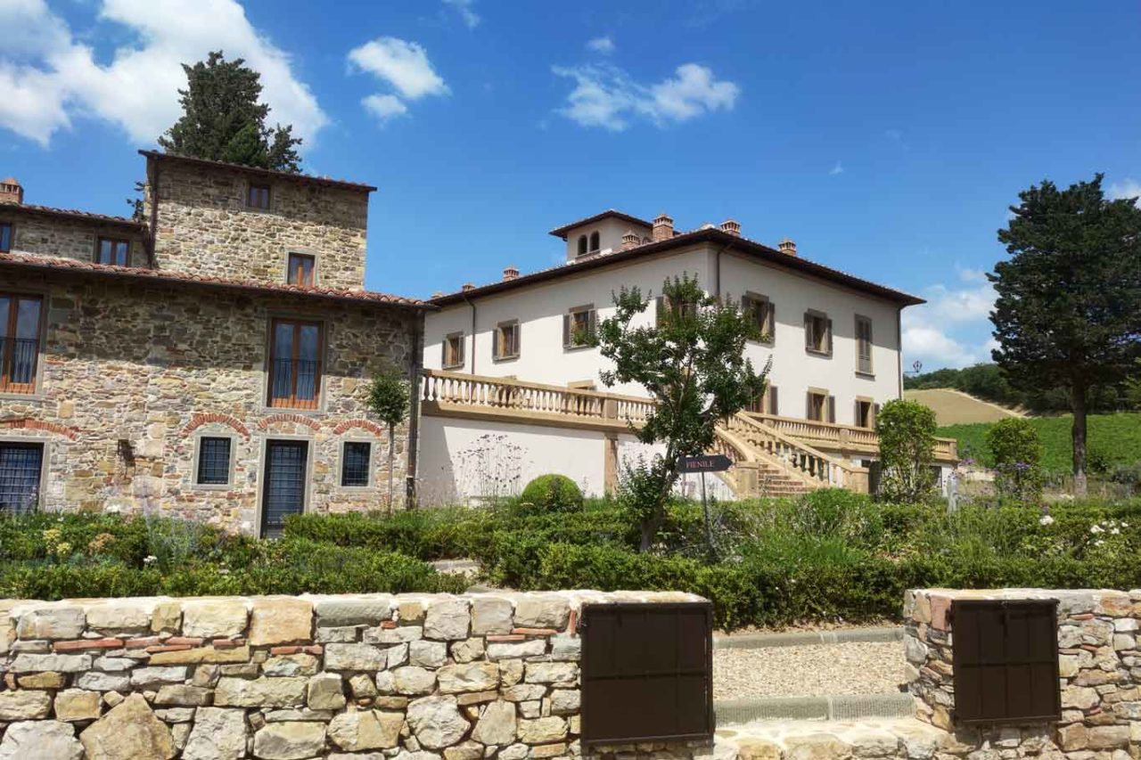 La tenuta Casenuove