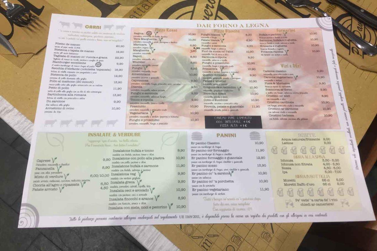 menu mattarello sarpi milano novità a Chinatown Milano