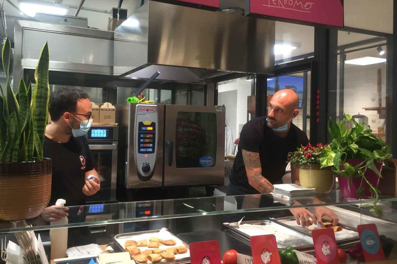 mercato centrale milano empanadas perdomo