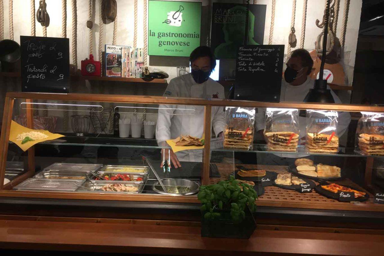mercato centrale milano gastronomia genovese marco vruni