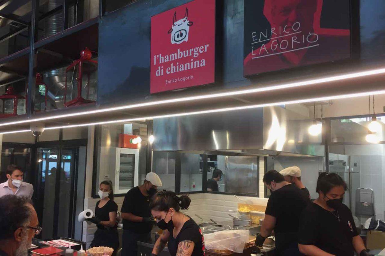 mercato centrale milano hamburger enrico lagorio