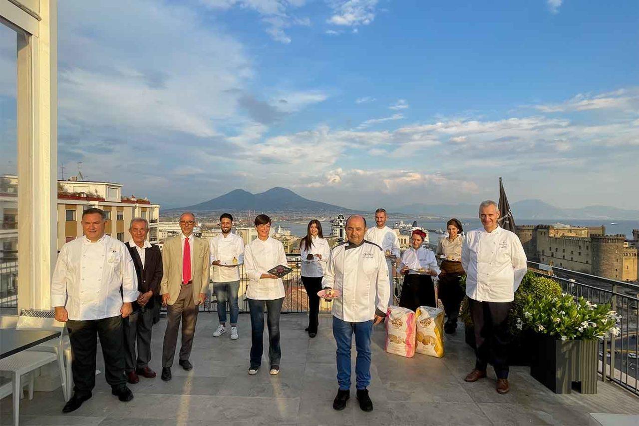 partecipanti contest San Genna'…Un Dolce per San Gennaro vinto dal Tortino Gennarì
