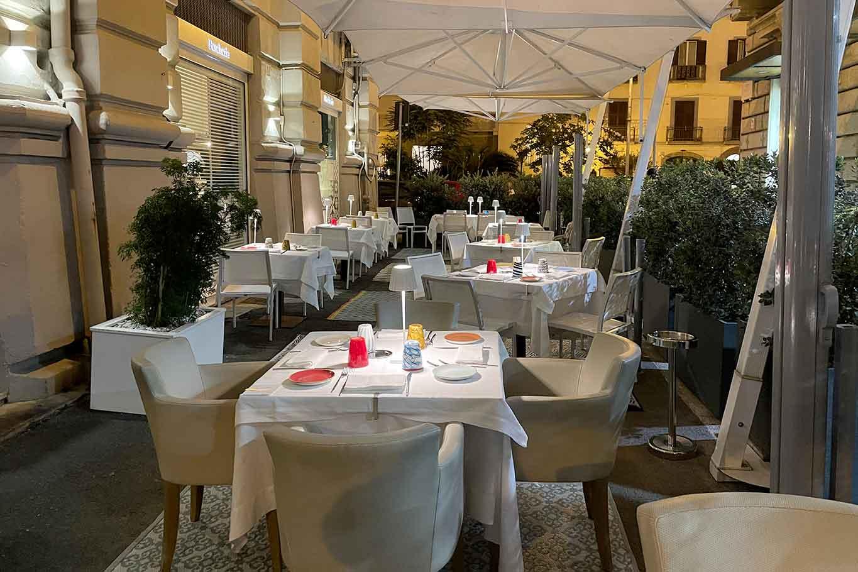 ristorante Pescheria Salerno