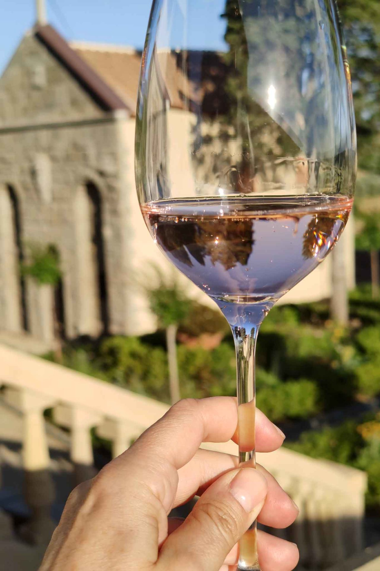 zijk rosato di Sangiovese Tenuta Casenuove Chianti Classico