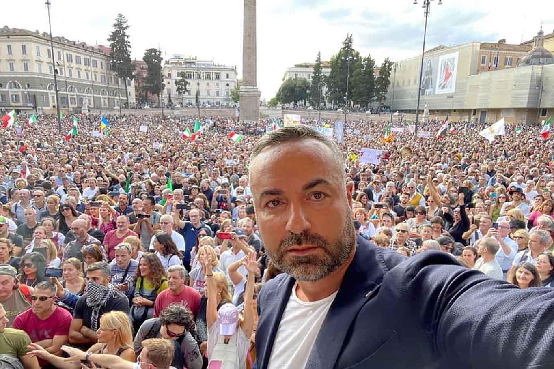 Biagio Passaro ristoratore IoApro assalto CGIL