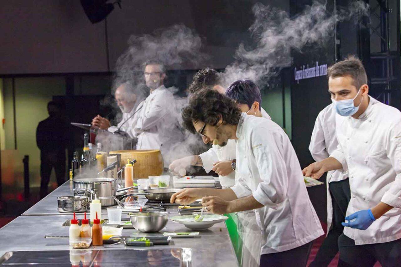 Lavoro nei ristoranti: Carlo Cracco