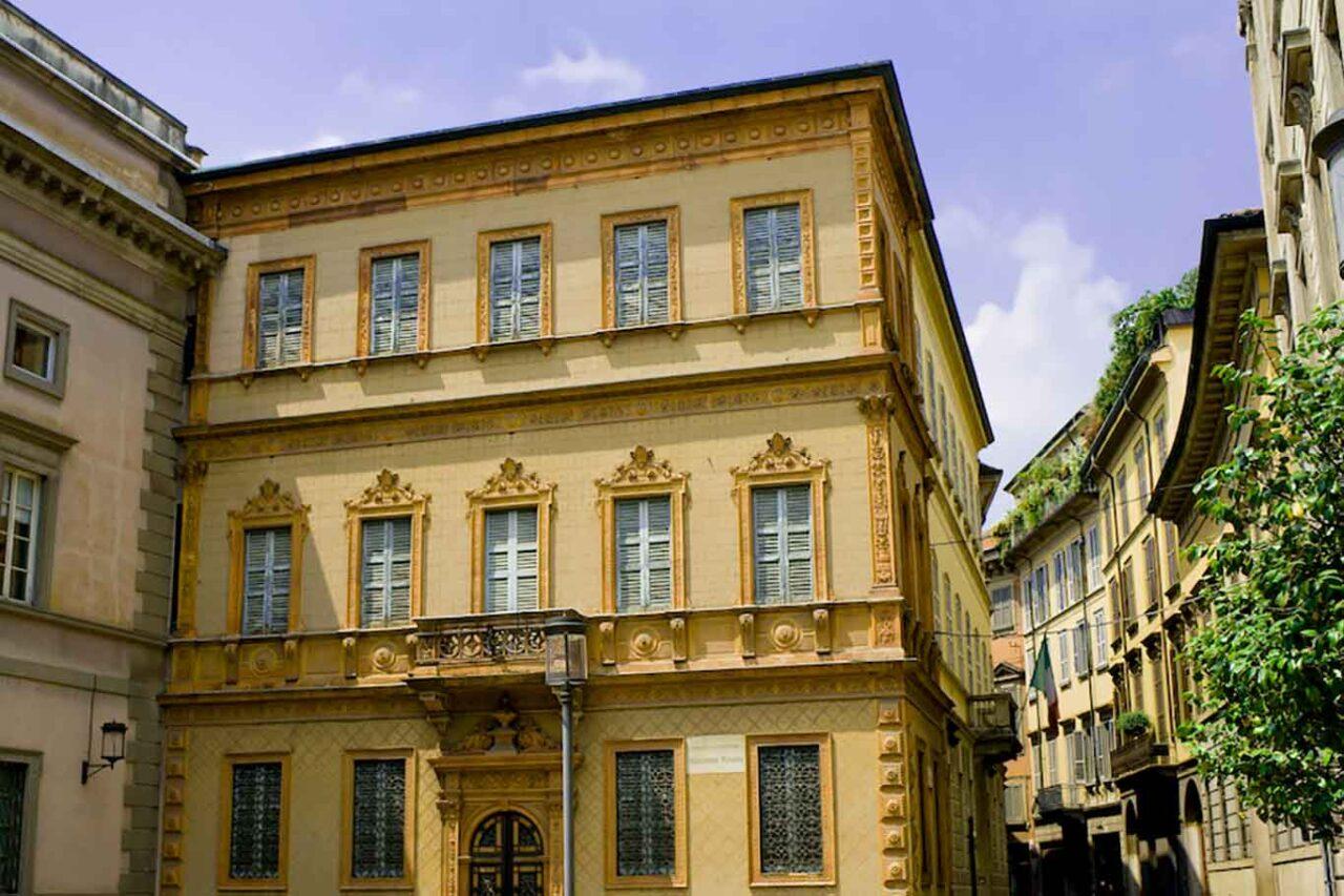casa del Manzoni a Milano