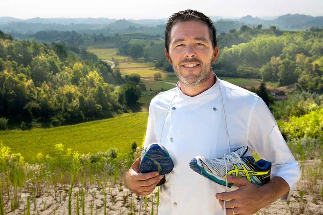 Davide Palluda maratoneta