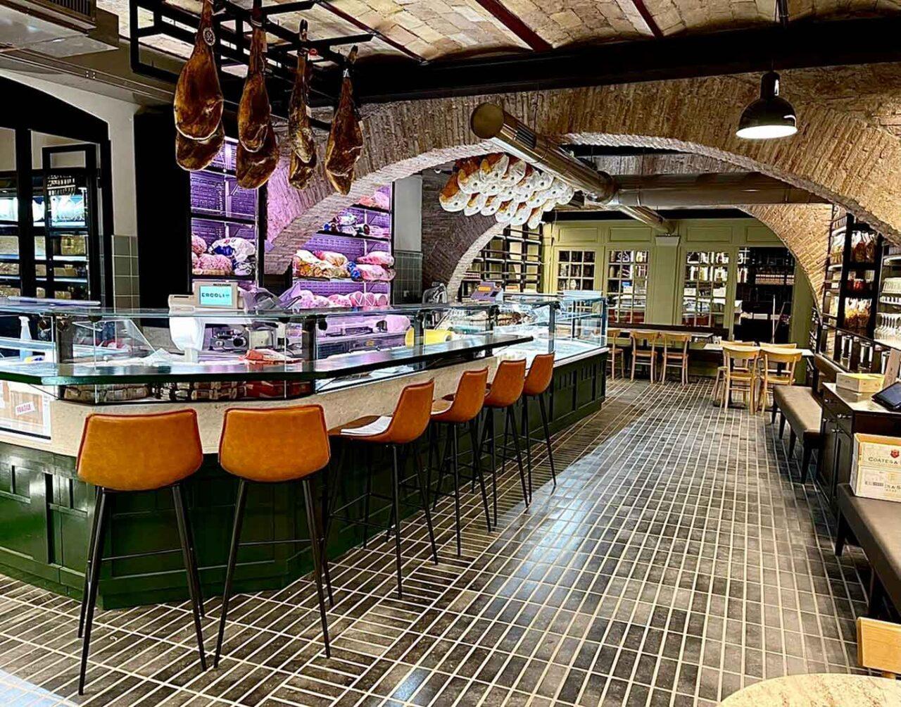 Ercoli Trastevere Roma gastronomia