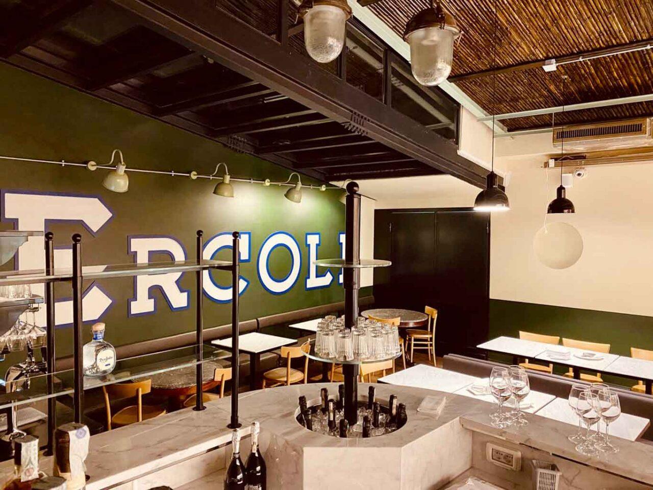 Ercoli Trastevere Roma cocktail bar