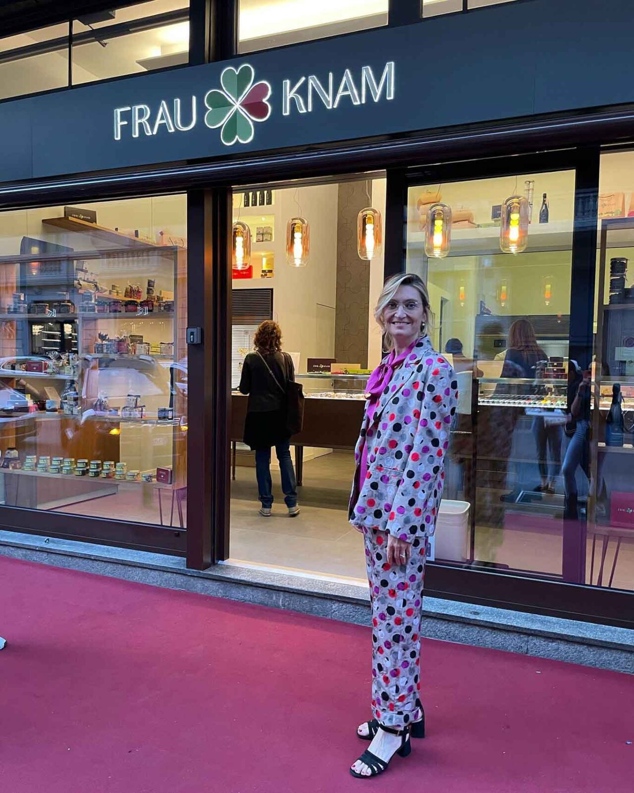 Frau Knam pasticceria nuove aperture ottobre milano