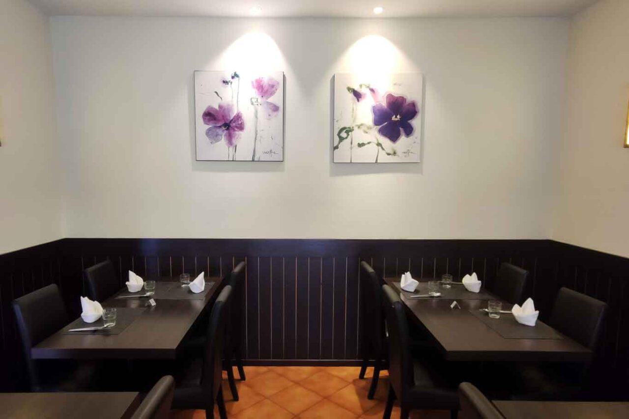 ristorante coreano Gainna a Roma:  sala interna