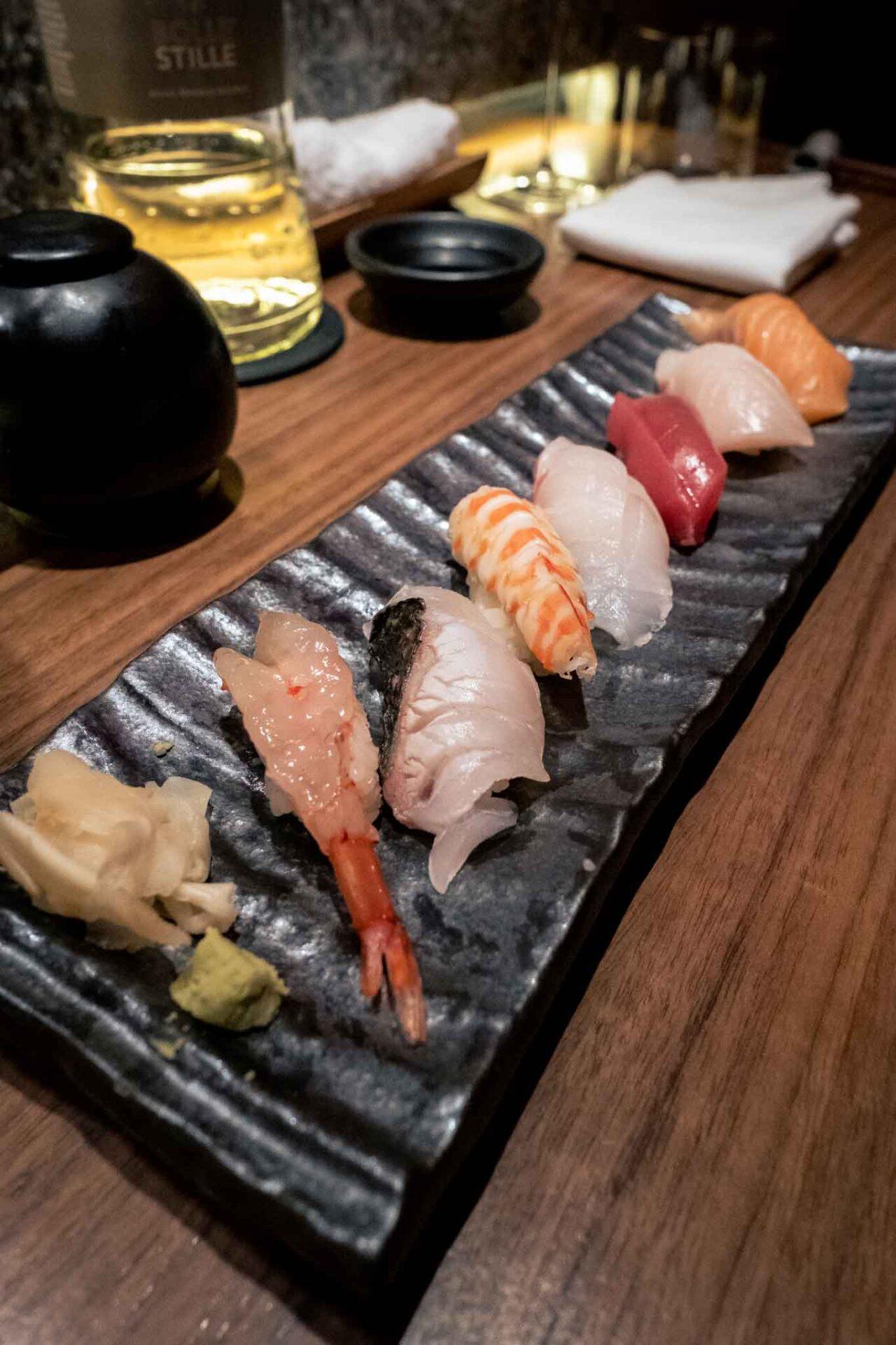 ristorante giapponese Umi Salerno sushi