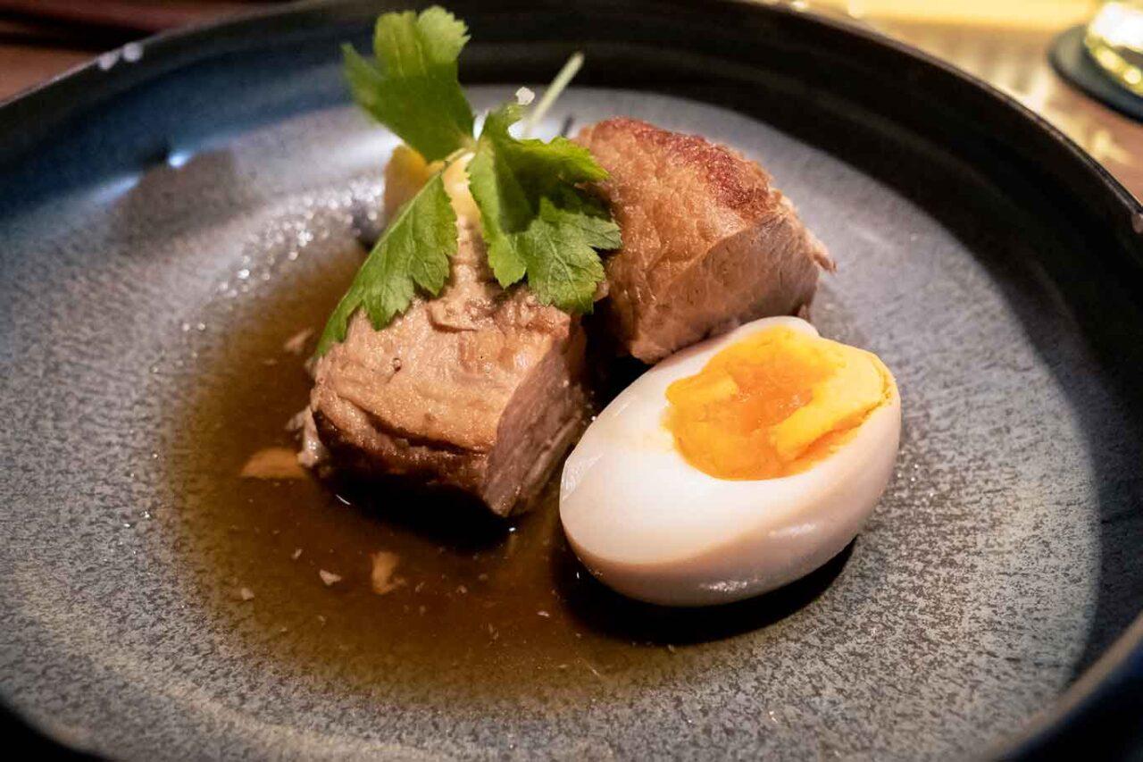 ristorante giapponese Umi Salerno butakakuni pancia maiale