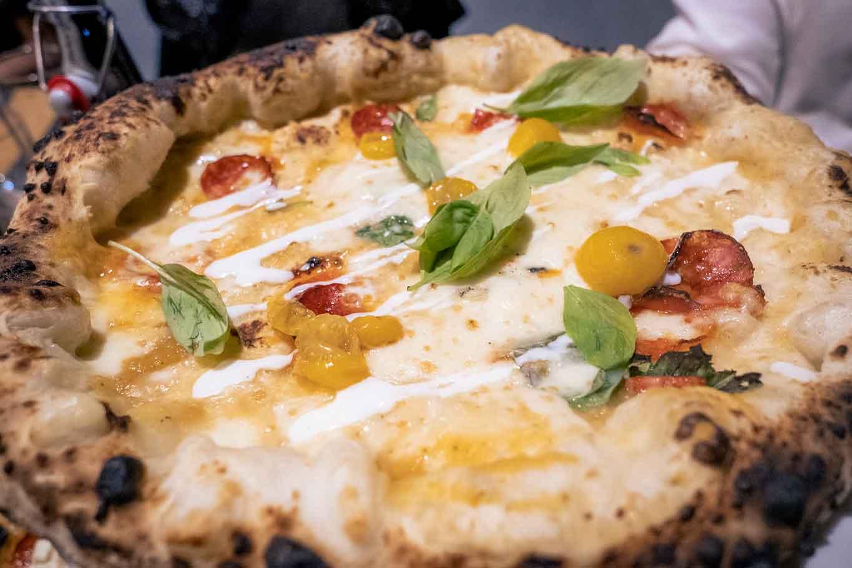 pizzeria Malapizza Cava de' Tirreni pizza Diavola Sbagliata