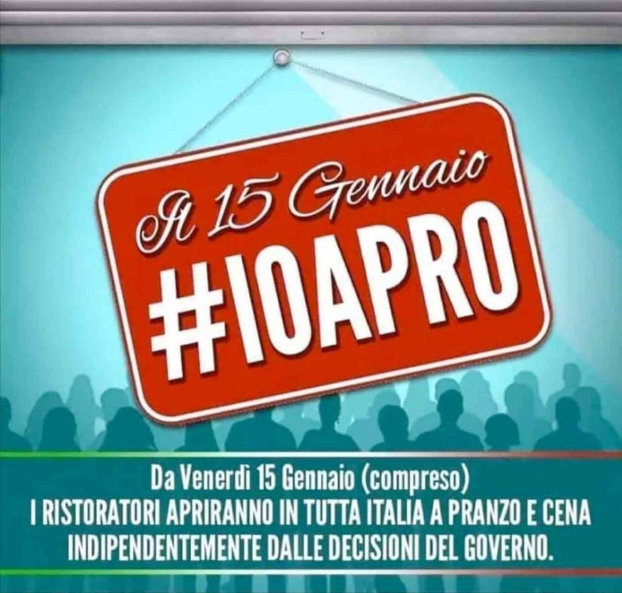 proteste IoApro