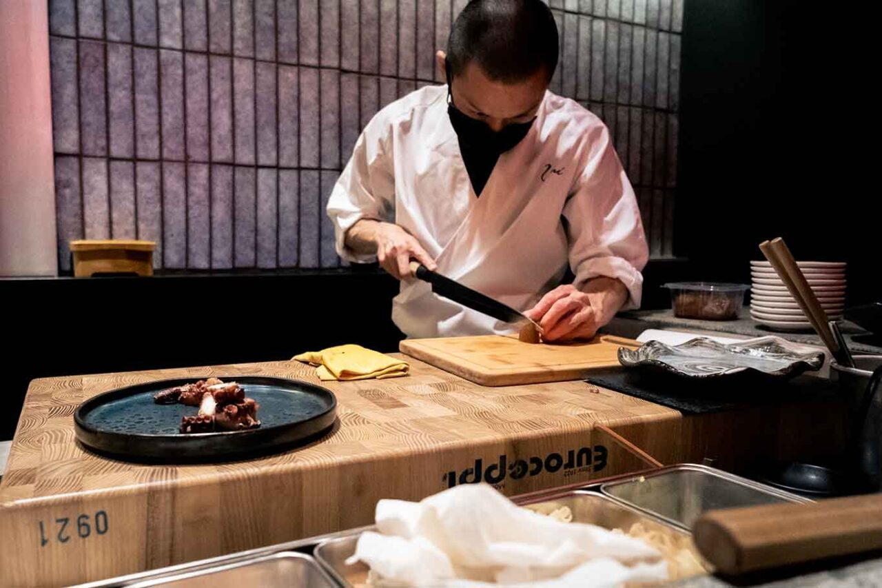 ristorante giapponese Umi Salerno