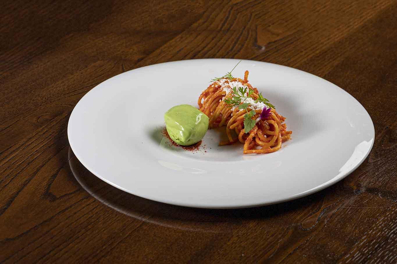 spaghetti al pomodoro dolce Valerio Braschi