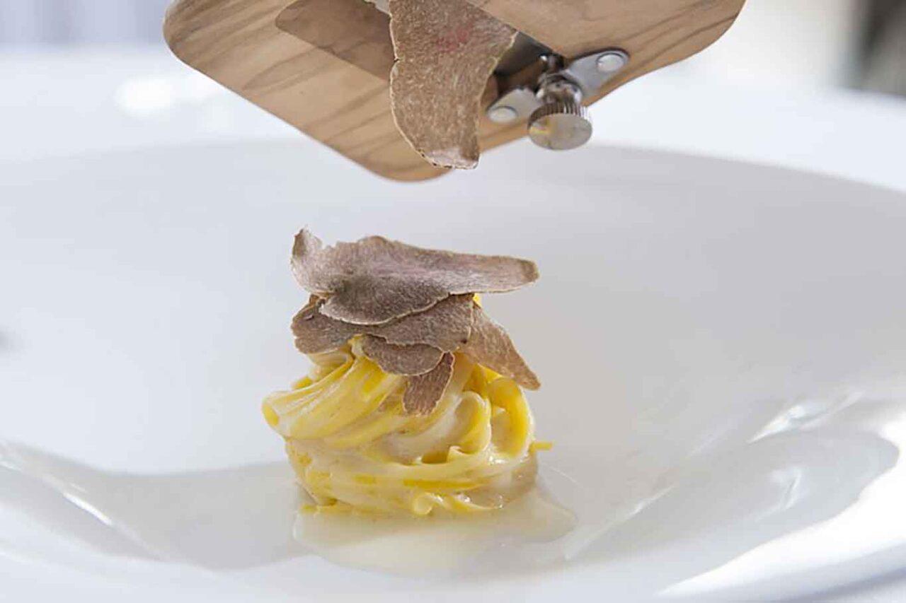 il tartufo secondo Davide Palluda